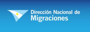 Dirección Nacional de Migraciones - Argentina