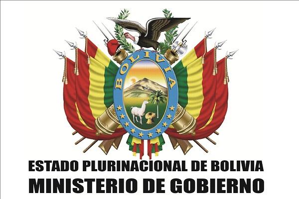 Ministerio de gobierno advierte que asesinos de illanes y for Ministerio de gobernacion